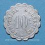 Monnaies Albert (80). Comptoirs Albertins. 5 centimes