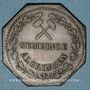 Monnaies Algrange (57). Gemeinde Algringen (Municipalité d'Algrange). 50 pfennig