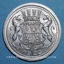 Monnaies Amiens (80). Chambre de Commerce. 10 centimes 1920
