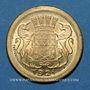 Monnaies Amiens (80). Chambre de Commerce. 10 centimes 1921. Essai