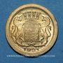 Monnaies Amiens (80). Chambre de Commerce. 5 centimes 1921. Essai