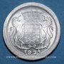 Monnaies Amiens (80). Chambre de Commerce. 5 centimes 1921