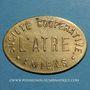Monnaies Amiens (80). Société Coopérative de l'Atre. 25 centimes