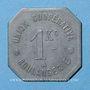 Monnaies Amiens (80). Union Coopérative. Boulangerie. 1 kilo