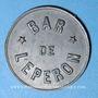 Monnaies Angoulême (16). Bar de l'Eperon. 10 centimes