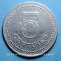 Monnaies Angoulême (16). R.C.A. 5 centimes