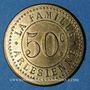 Monnaies Arles (13). La Famille Arlésienne. 50 centimes