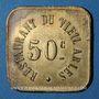 Monnaies Arles (13). Restaurant du Vieil Arles. 50 centimes