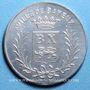 Monnaies Bayeux (14). Union Commerciale et Industrielle. 25 centimes 1922