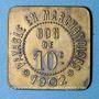 Monnaies Bayonne (64). Au Printemps. 10 centimes 1902