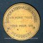 Monnaies Beaucourt (90). Coopérative Alimentaire. 10 centimes