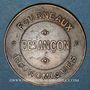 Monnaies Besançon (25). Fourneaux Economiques. 10 centimes