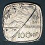Monnaies Besançon (25). Ville. 10 centimes 1917