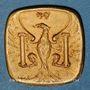 Monnaies Besançon (25). Ville. 5 centimes 1917. Essai postérieur