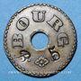 Monnaies Bourg-en-Bresse (01). Mess des Sous Officiers du 23e Regt d'Infanteri. 5 centimes