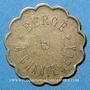 Monnaies Chanteheux (54). Bergé. sans valeur