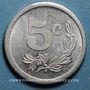 Monnaies Charleville - Sedan (08). Chambres de Commerce. 5 centimes 1921
