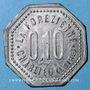 Monnaies Charlieu (42). La Forézienne. Coopérative Civile. 10 centimes