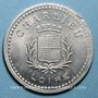 Monnaies Charlieu (42). Union Commerciale et Industrielle. 25 centimes 1920