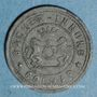 Monnaies Colmar (68). Bäcker-Innung (corporation des boulangers). 5 pfennig n. d.