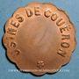 Monnaies Couëron (44). Usines. 10 centimes