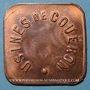 Monnaies Couëron (44). Usines. 25 centimes