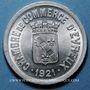 Monnaies Evreux (27). Chambre de Commerce. 25 centimes 1921