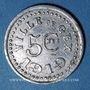 Monnaies Gex (01). Ville. 5 centimes 1919. Frappe médaille