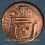 Monnaies Heimsbrunn (68). STR (Strassacker, Fabrique de bronze d'art Funéraire). sans valeur)