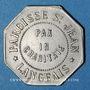 Monnaies Langeais (37). Paroisse St Jean. sans valeur