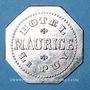 Monnaies Le Puy (43). Hôtel Maurice. 5 francs
