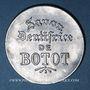 Monnaies Levallois-Perret. Savon - Dentifrice de Botot. 5 centimes