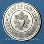 Monnaies Lons-le-Saunier (39). Caisse de Famille. Economat Saint-Désiré. 50 centimes