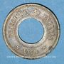 Monnaies Lyon (69). Brasserie Georges. 50 centimes (?) troué