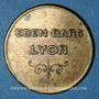 Monnaies Lyon (69). Eden-Bars. 10 centimes Remboursable