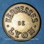 Monnaies Lyon (69). Kermesses de Lyon - Amusement. Attractions. sans valeur