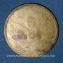 Monnaies Lyon (69). Société des Travailleurs Unis. 10 centimes