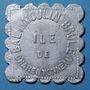 Monnaies Maisons-Alfort (94); Bal du Moulin Brûlé. Ile de Charentonneau. Bon pour une danse