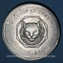 Monnaies Marseille (13). C. Ferrier - Savon Le chat. 20 unités