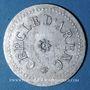 Monnaies Marseille (13). Cercle d'Arenc. 25 centimes. Inédit !