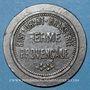 Monnaies Marseille (13). Exposition Coloniale (1922) - Ferme Provençale, Restaurant-Brasserie. 1 franc 25