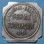 Monnaies Marseille (13). Exposition Coloniale (1922) - Ferme Provençale, Restaurant-Brasserie. 3 francs