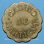 Monnaies Martigny-les-Bains (88). Casino. 20 centimes