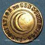 Monnaies Moosch (68, Alsace). L'Epargne - Association de Consommation. 10 centimes