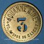 Monnaies Paris (75). Jouanne Ainé (10 avenue de Clichy). 3