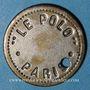 Monnaies Paris (75) - Le Polo. 20 centimes