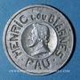 Monnaies Pau (64). O. Michelet (épicier). 10 centimes