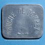 Monnaies Pompey (54). Ruche de Pompey. 1 litre de vin