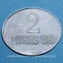 Monnaies Pompey (54). Ruche de Pompey. 2 litres de vin