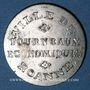 Monnaies Roanne (42). Ville de Roanne. Fourneaux Economiques. 5 centimes